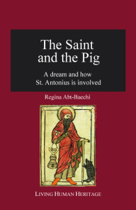 "Cover of ""The Saint and the Pig"""